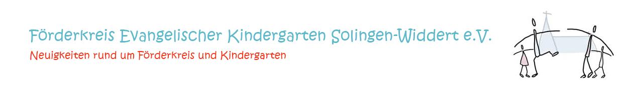 Förderkreis Kindergarten Widdert