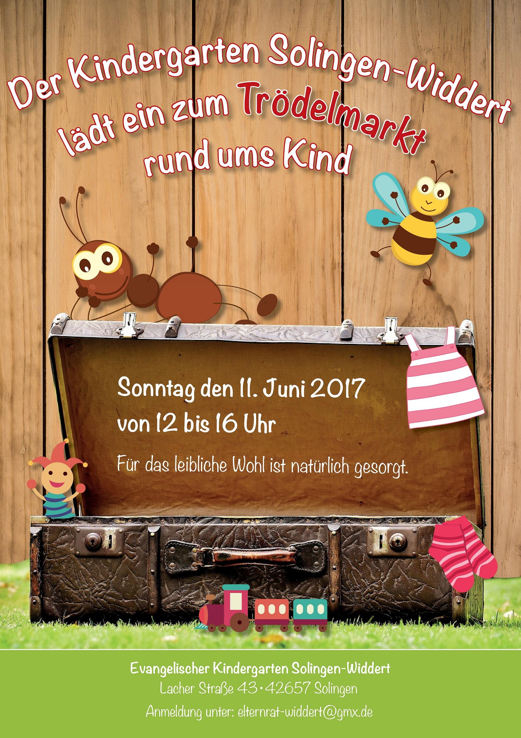 Kiga_Solingen_Trödelfest_Plakat_klein